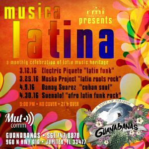 Musica Latina-Instagram